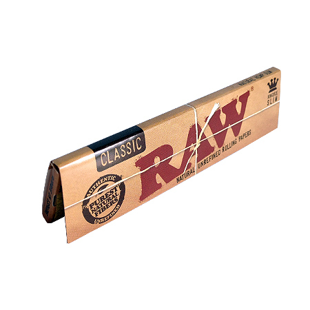 RAW Papers classic Kingsize Slim